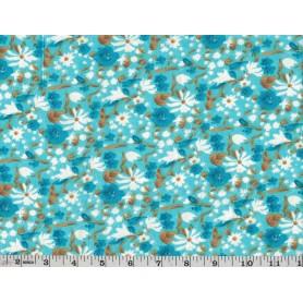 Poly Cotton Print 5003-18