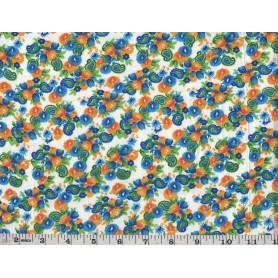 Poly Coton Imprimé  5003-30