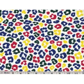 Coton Spandex Imprimé 6801-2