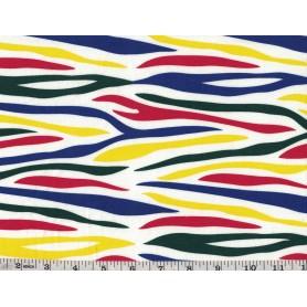 Printed cotton Spandex 6801-3