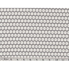 Coton Spandex Imprimé 6801-4