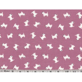 Printed cotton Spandex 6801-8