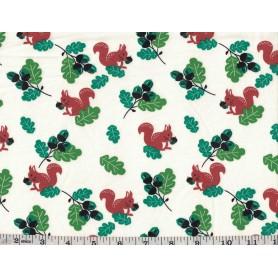 Printed cotton Spandex 6801-24
