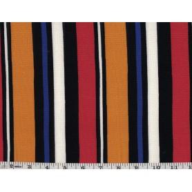 Crepe Stripe