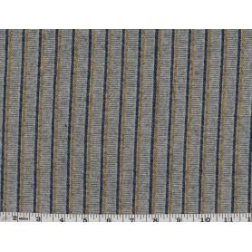 Brushed Stripe Jacquard -1