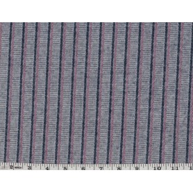Brushed Stripe Jacquard -4