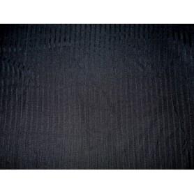 Tricot Texturé Rib Noir