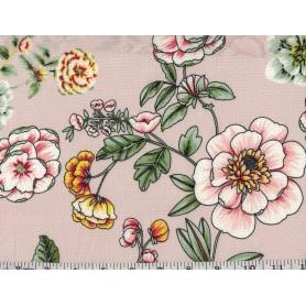 Crepe Floral -1