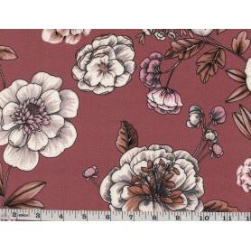 Crepe Floral -2