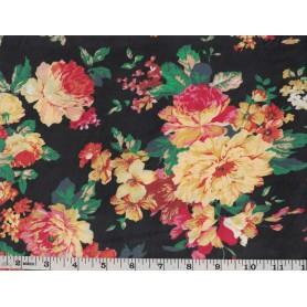 Chiffon Floral -4
