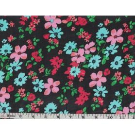 Chiffon Floral -6