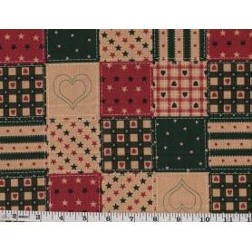 Quilt Cotton 7007-154