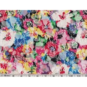 Lace Floral -1