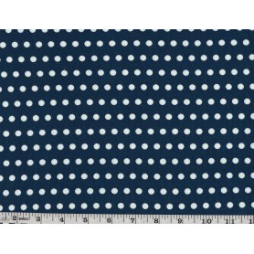 DTY Brushed Polka Dot -4