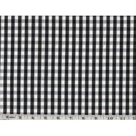 Yarn Dyed Check Poly Cotton -1