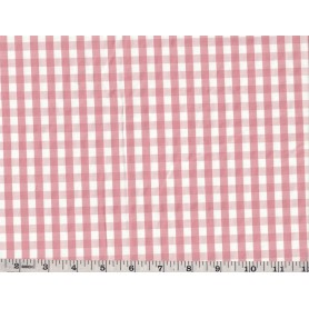 Yarn Dyed Check Poly Cotton -3