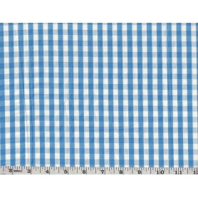 Yarn Dyed Check Poly Cotton -5