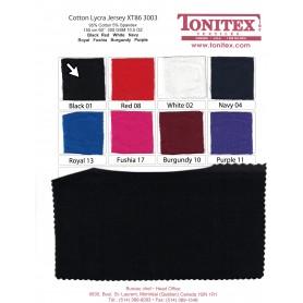 Cotton Spandex 3003 (XT86)