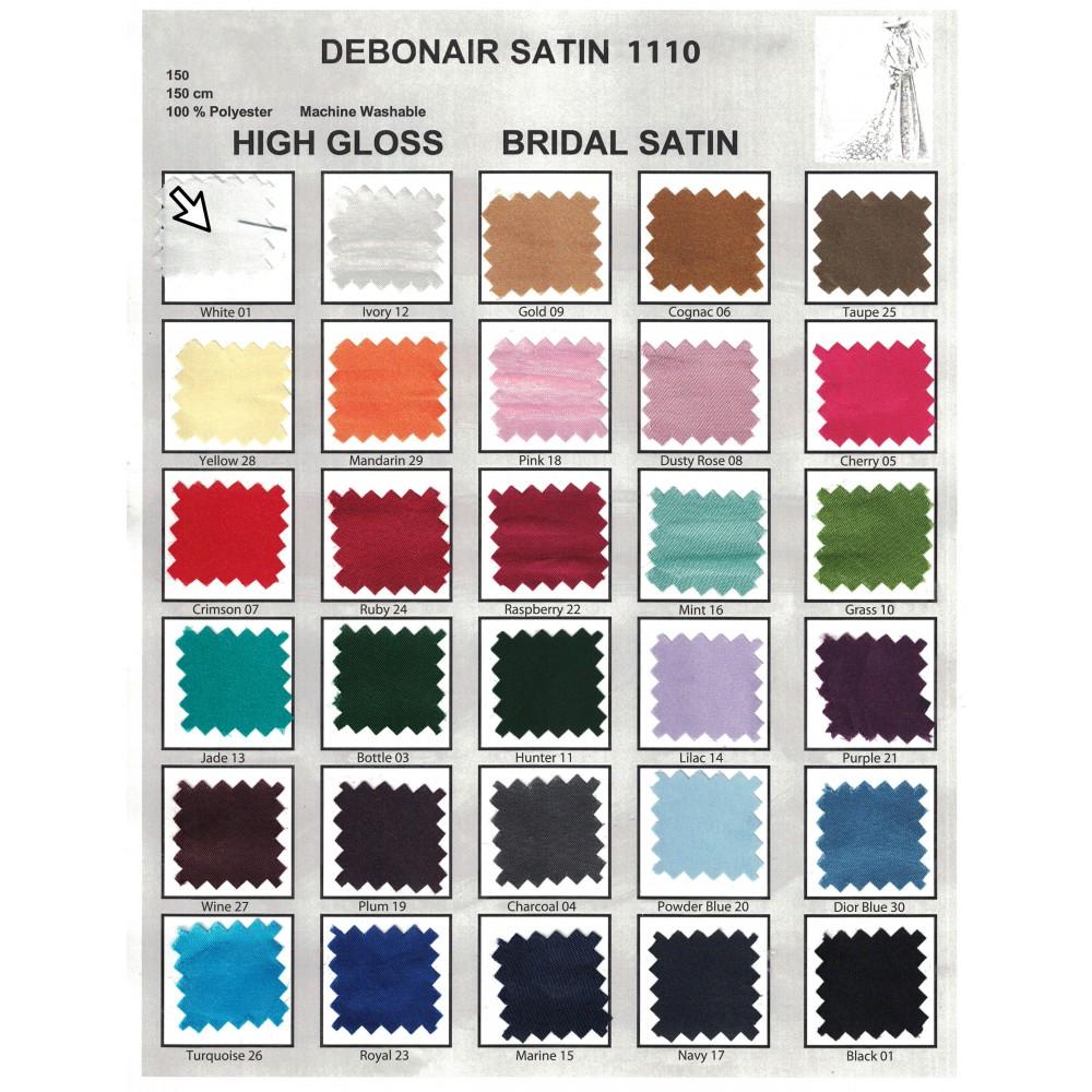 Debonair Satin 1110