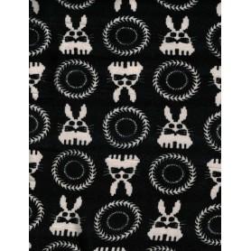 Tricots Imprimés à la Mode 7120-2