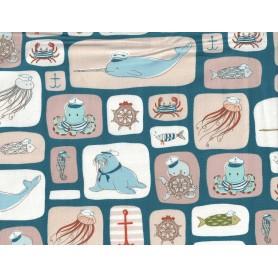 Quilt Cottons 8501-82