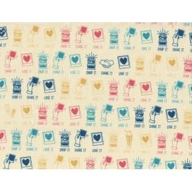 Coton Quilt 8501-90