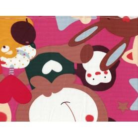 Canvas de Coton Imprimé 1093-4