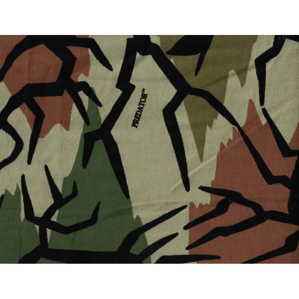 Twill Camouflage 10002-4
