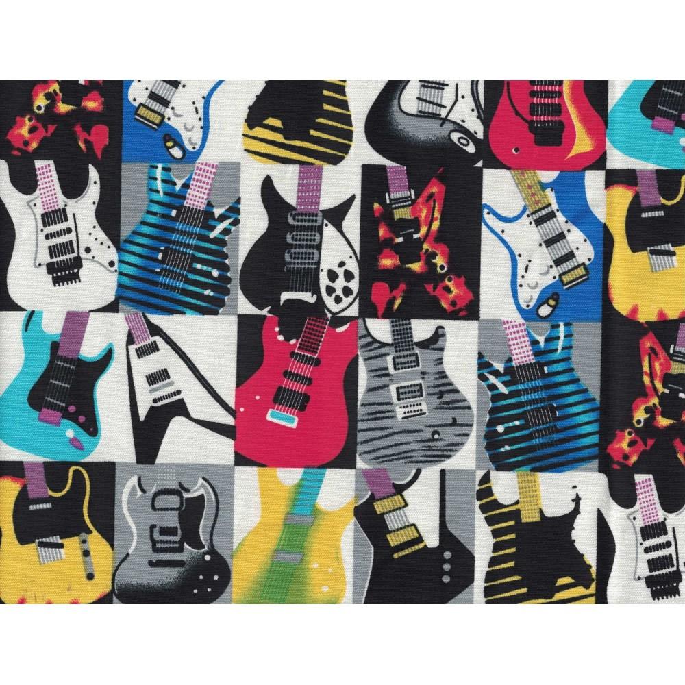Canvas de Coton Imprimé 1093-5