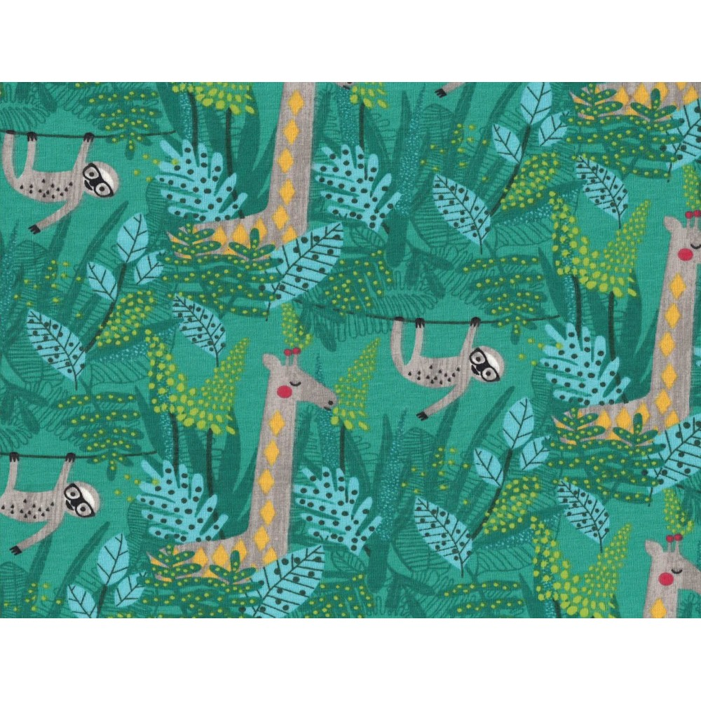 Coton Lycra Imprimé Stof 5503-13