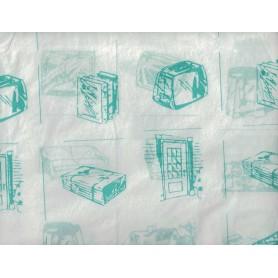 Clear Plastic Vinyl 2402-04