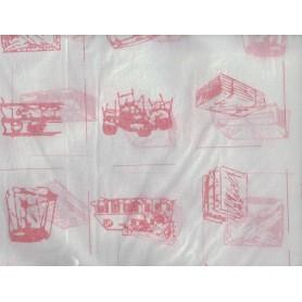 Clear Plastic Vinyl 2402-05