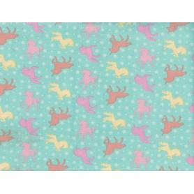 Printed Cotton Lycra Stof 5503-19