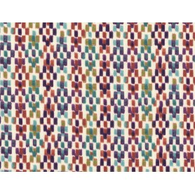 Printed Cotton Lycra Stof 5503-44