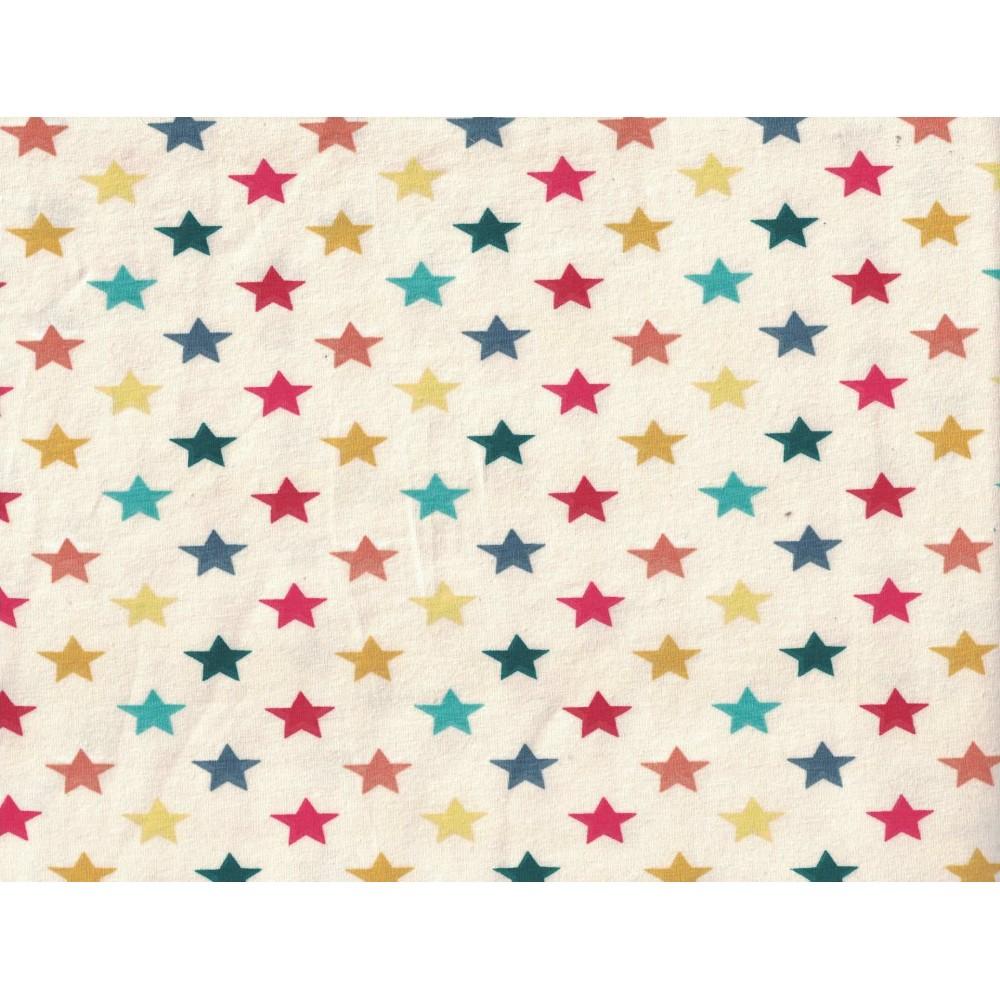 Coton Lycra Imprimé Stof 5503-45