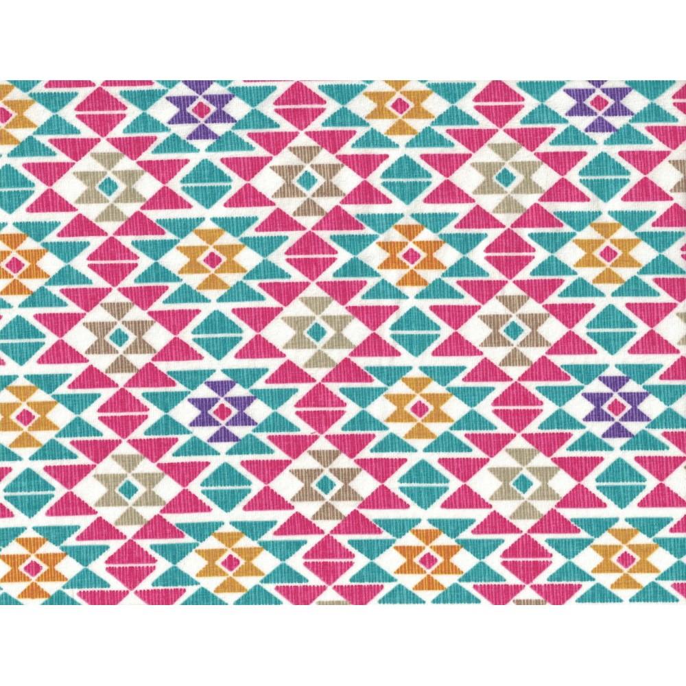 Coton Lycra Imprimé Stof 5503-70