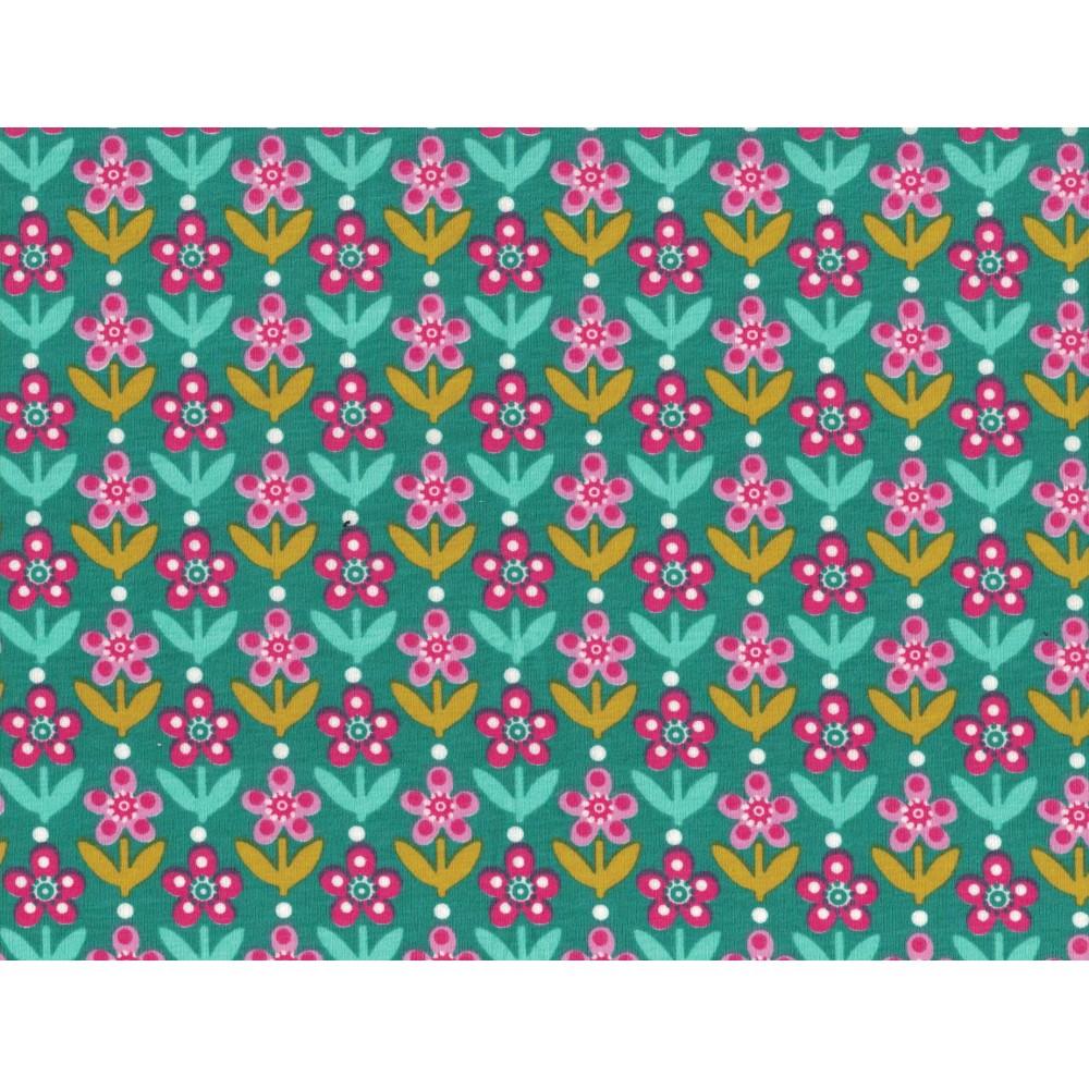 Coton Lycra Imprimé Stof 5557-25