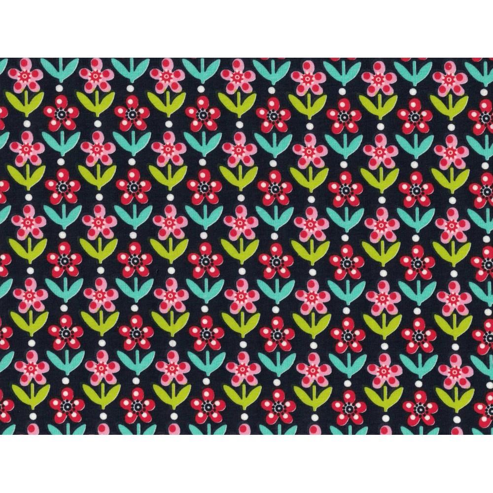 Coton Lycra Imprimé Stof 5557-26