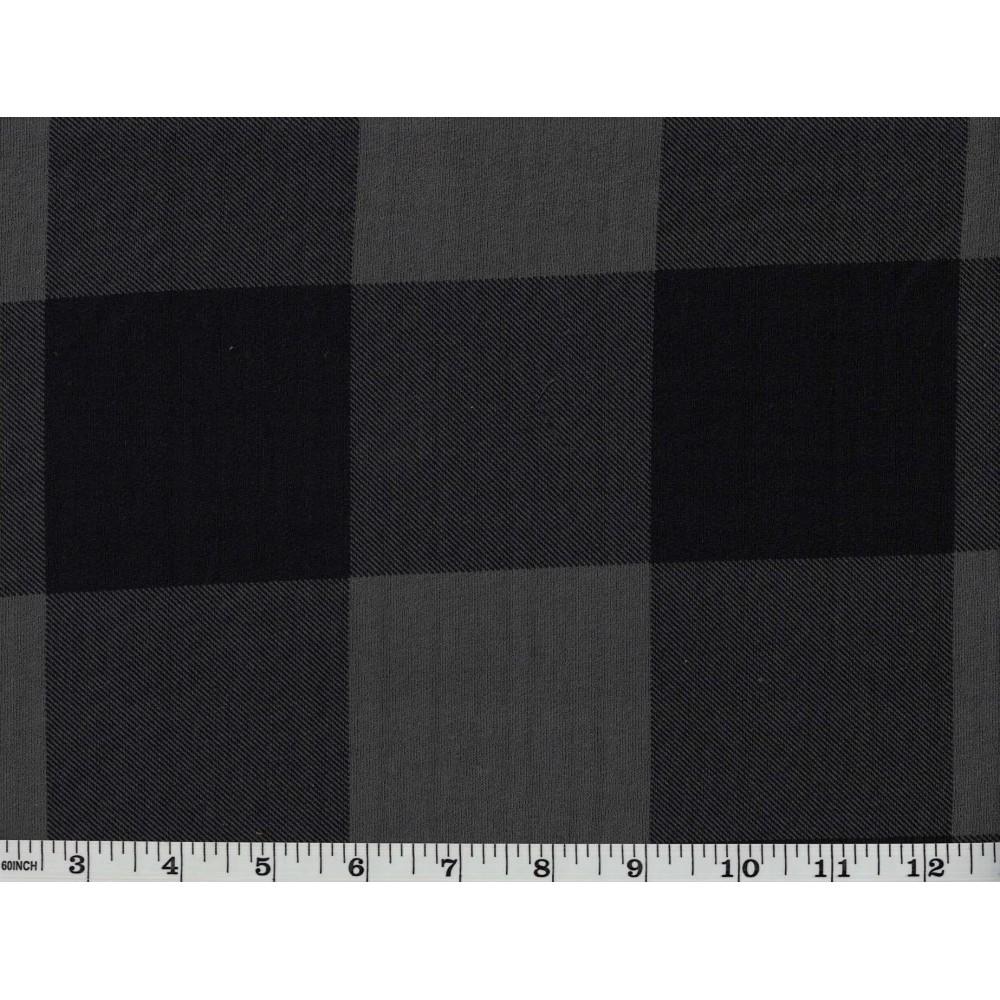 Coton Ouaté Imprimé Écologique 3048-2