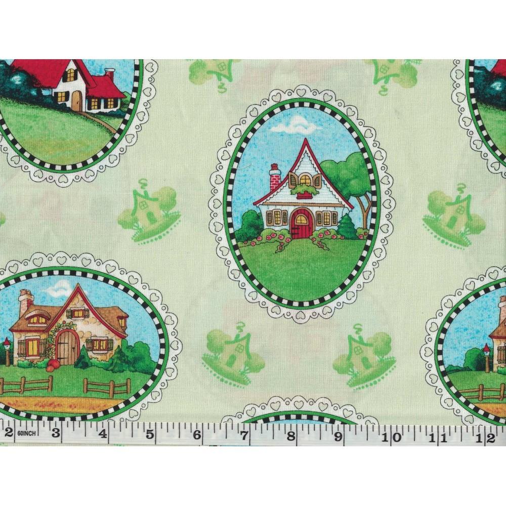 Coton Quilt 8501-186