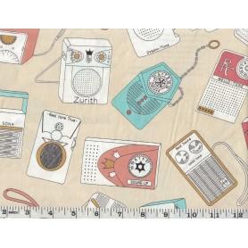 Quilt Cottons 8501-199