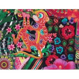 Canvas de Coton Imprimé (Stof) 5507-1