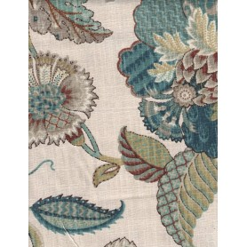 Printed Linen 1708-2