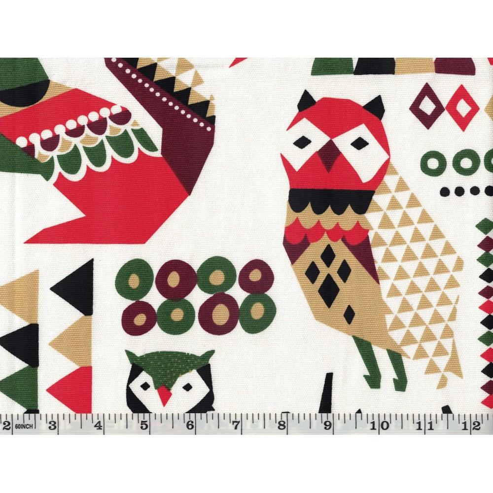 Canvas de Coton Imprimé 1093-9