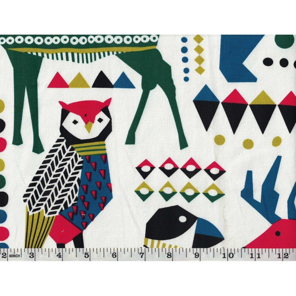 Canvas de Coton Imprimé 1093-10
