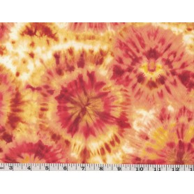 Recycled Poly-Spandex Print 3017-8
