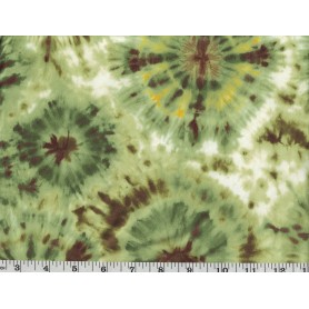 Recycled Poly-Spandex Print 3017-10