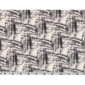 Recycled Poly-Spandex Print 3017-11
