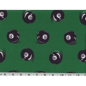 Imprimé Poly-Spandex Recyclé 3017-13
