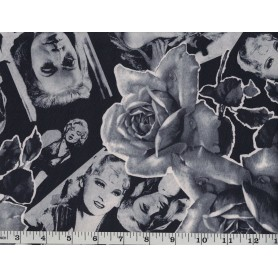 Recycled Poly-Spandex Print 3017-14